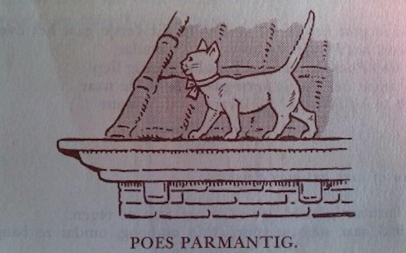 Poes Parmantig